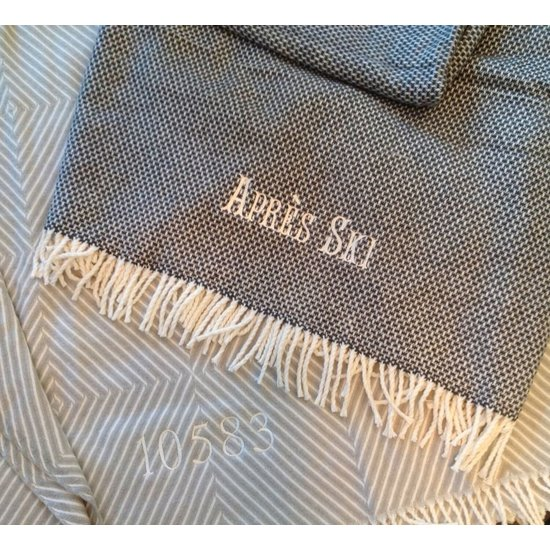 CH PERSONALIZED THROW BLANKETS
