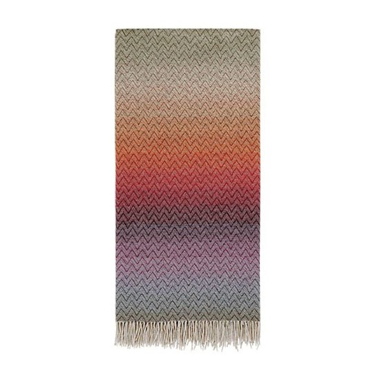 CH MISSONI PASCAL THROW | WARM