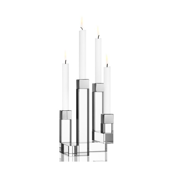 CH CHIMNEY CANDLEHOLDER | 4 ARMS