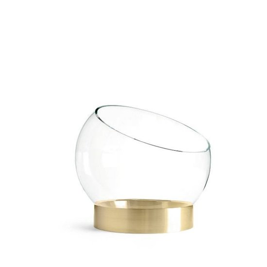 CH ORB BOWL | BRASS | SMALL