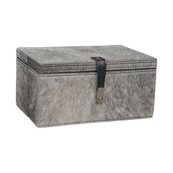 CH GREY HAIRON BOX | SMALL