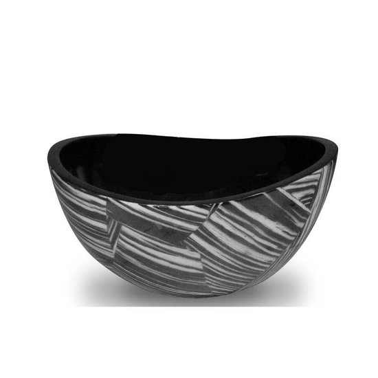 EBANO VENEER BOWL | SMALL