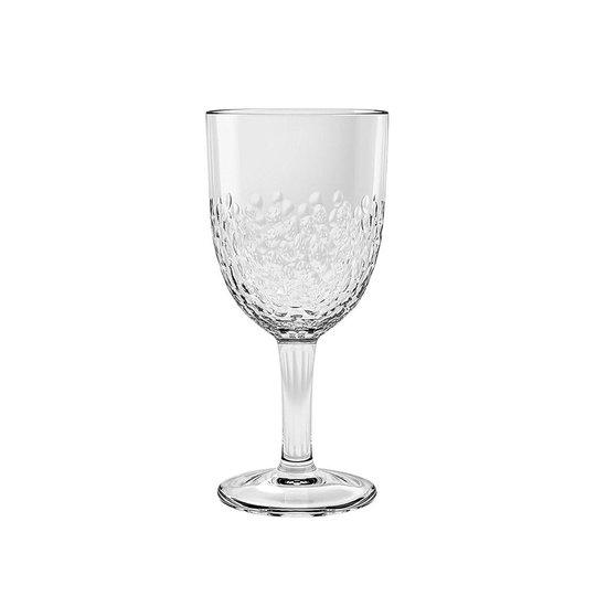 ACRYLIC CABOT WINE GLASS