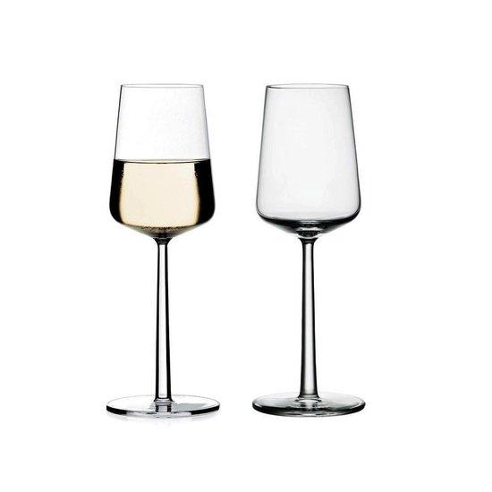ESSENCE WHITE WINE GLASS   SET OF 2