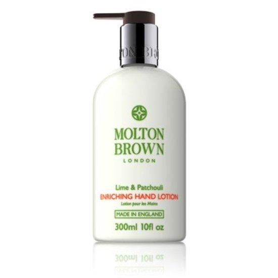 HAND LOTION | LIME & PATCHOULI