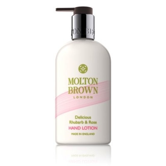 HAND LOTION | RHUBARB & ROSE