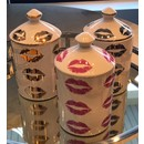 KISS KISS CANDLE | SILVER