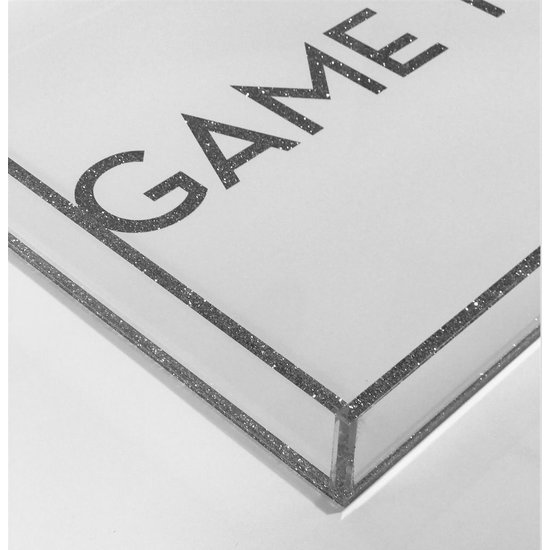 DOWNTOWN TRAY | GAME TIME | WHITE