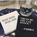 COCKTAIL NAPKIN BOX SET | GREAT MINDS