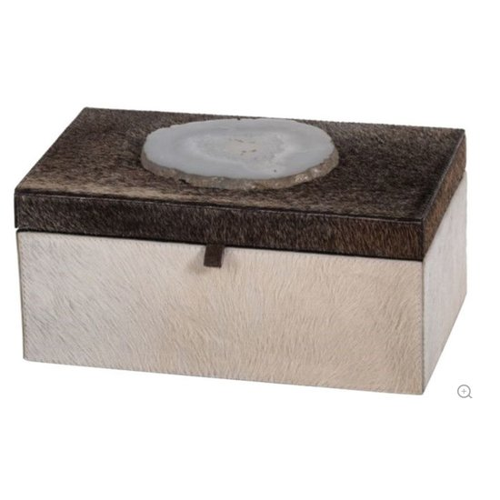 AMAN HAIR & AGATE BOX