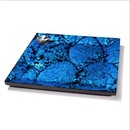 MOTHER OF PEARL TRAY | BLUE