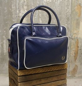 Fred Perry Fred Perry Classic Holdall - Navy-Ecru