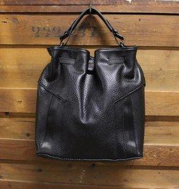 Colab Colab #5174 PVC Handbag - Black