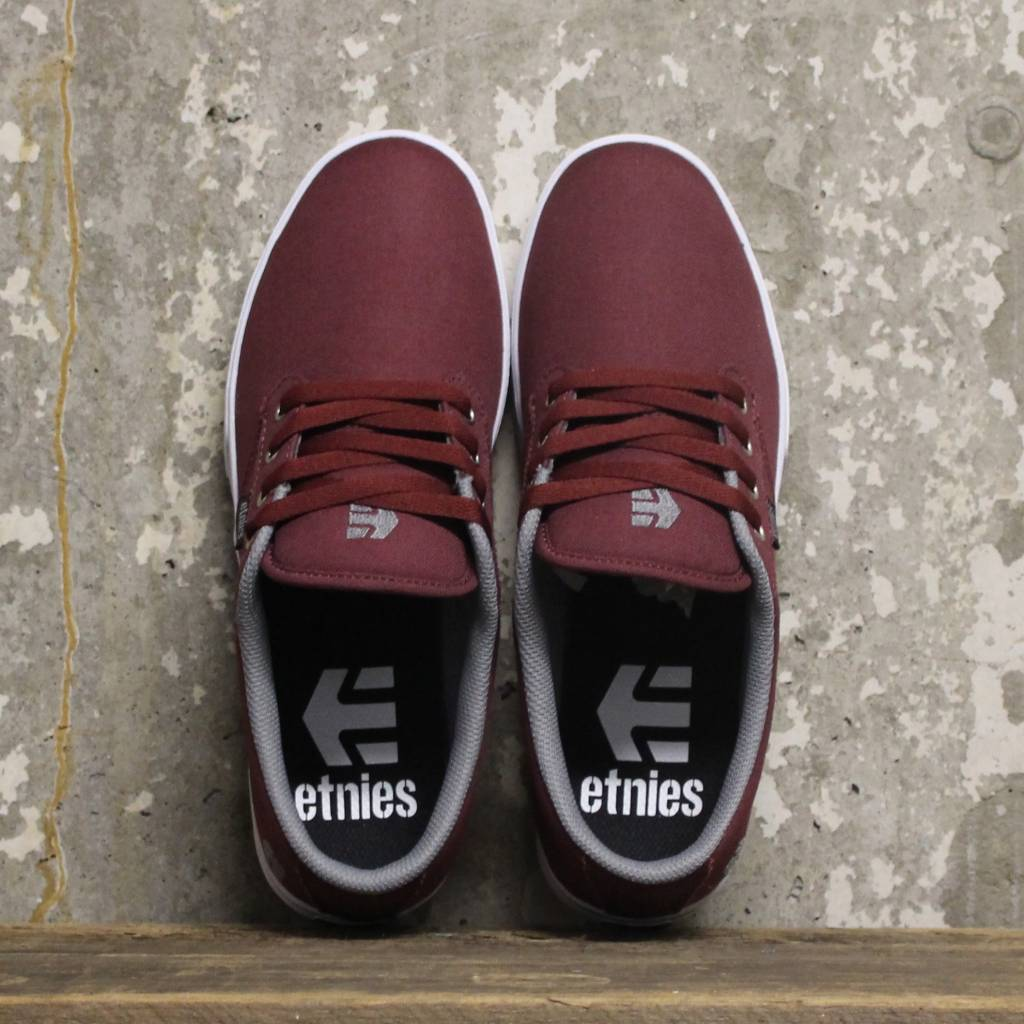 ... Etnies Etnies Jameson 2 Eco - Red/Grey/Black ...