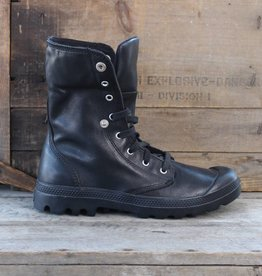 Palladium Palladium Baggy Leather (Femmes) - Black