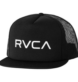 RVCA RVCA Foamy Trucker - Black