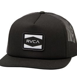 RVCA RVCA Injector Trucker - Black