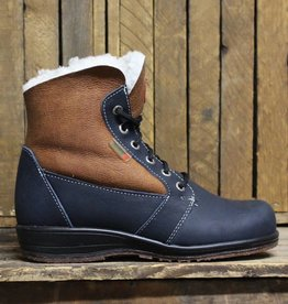 Martino Martino Canadian Snow Park - Navy/Brown