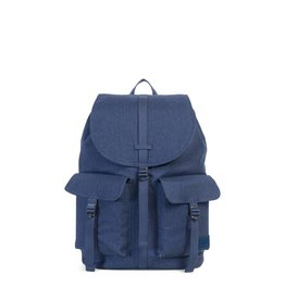 Herschel Supply Co. Herschel Dawson Cotton Canvas - Navy