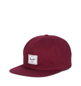 Herschel Supply Co. Herschel Albert Cap - Windsor Wine