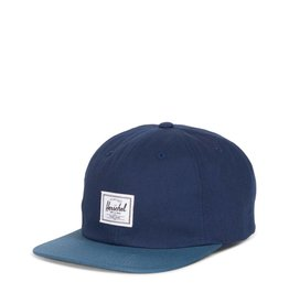Herschel Supply Co. Herschel Albert Cap - Navy/Pale Indigo