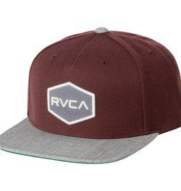 RVCA RVCA Commonwealth Snapback - Tawny
