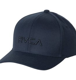 RVCA RVCA Flex Fit - Navy