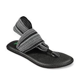Sanuk Sanuk Yoga Sling 2 - Black/ White