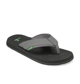 Sanuk Sanuk Beer Cozy 2 - Charcoal