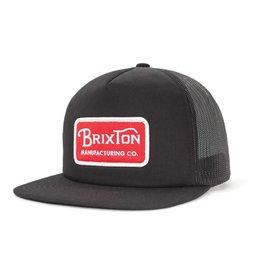 Brixton Brixton Grade Mesh Cap - Black/Red