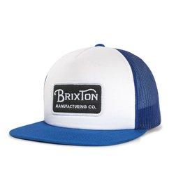 Brixton Brixton Grade Mesh Cap - White/Blue