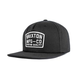 Brixton Brixton National Snapback - Black