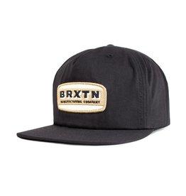 Brixton Brixton Philco HP Snapback - Black