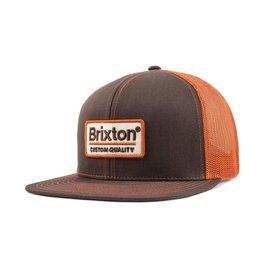 Brixton Brixton Palmer Mesh Cap - Brown