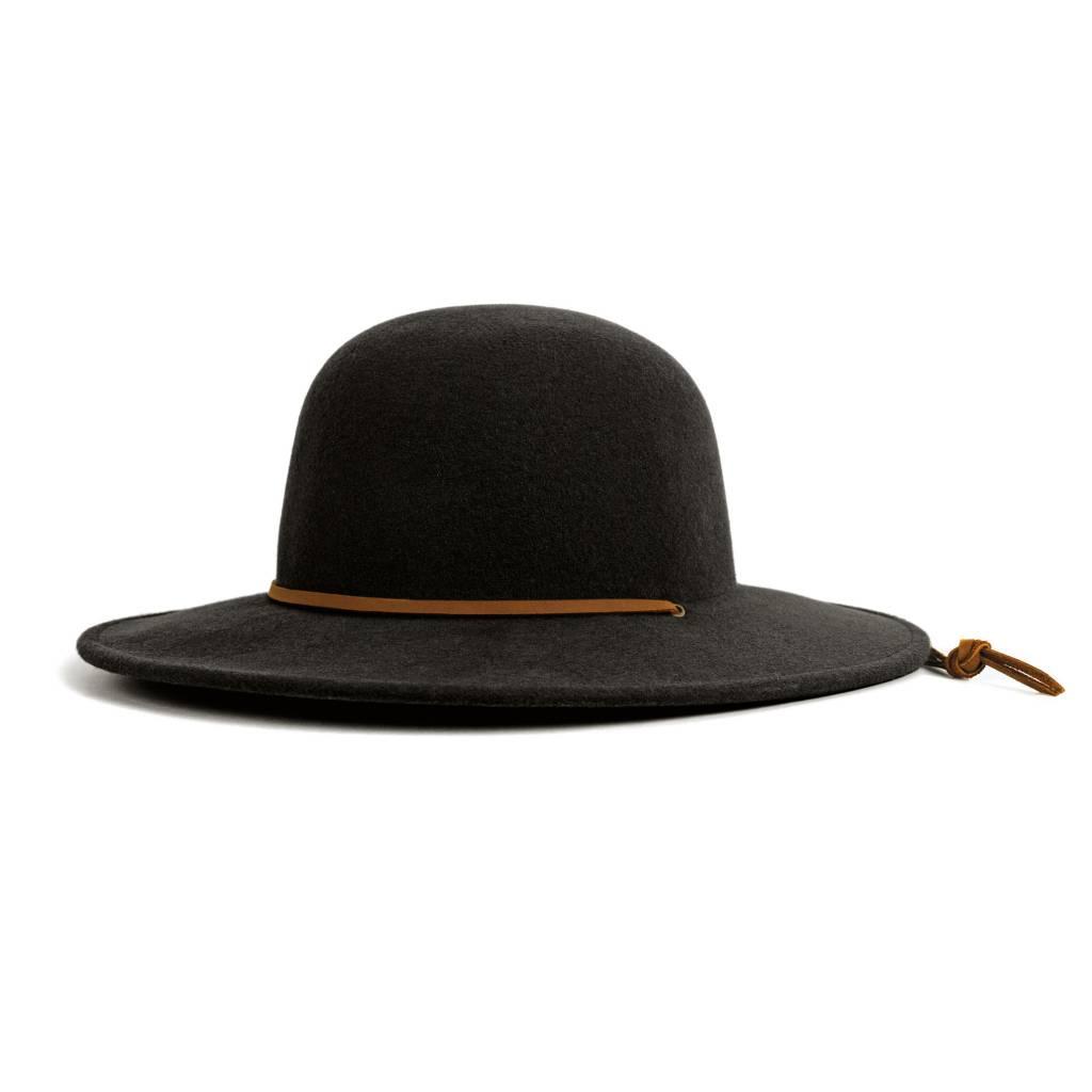 502aa09752c Brixton Tiller Hat - Black - Bottes et Baskets