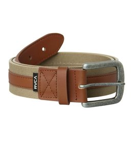 RVCA RVCA Crescent Belt - Dark Khaki