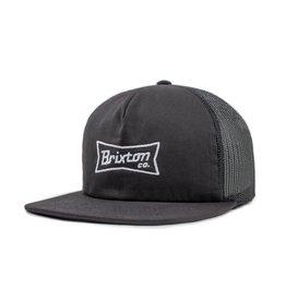 Brixton Brixton Pearson Mesh Cap - Black