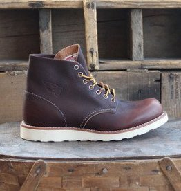 Red Wing Red Wing Round Toe 8196 - Briar Oil Slick