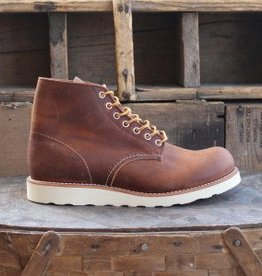 Red Wing Red Wing Women's Round Toe 9111 - Copper Rough & Tough