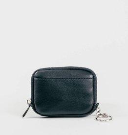 Colab Colab #4888 PVC Mini World Keyring - Black