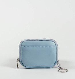 Colab Colab #4888 PVC Mini World Keyring - Light Blue