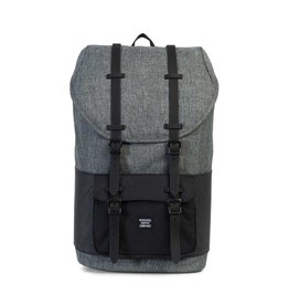 Herschel Herschel ASPECT Little America - Raven Crosshatch