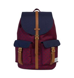 Herschel Supply Co. Herschel Dawson Backpack - University Windsor Wine/Peacoat/Tan