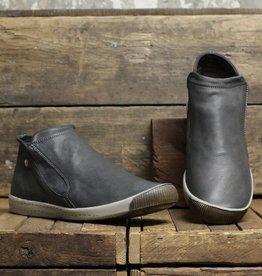 Softinos Softinos INGE Washed Leather - Militar