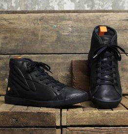 Softinos Softinos IZI Smooth Leather - Black