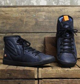 Softinos Softinos IZI Smooth Leather - Navy