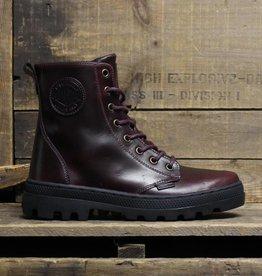 Palladium Palladium Pallabosse Officer Leather - Regal/Black