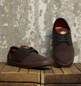 Emerica Emerica The Figueroa - Brown/Gum/Gold