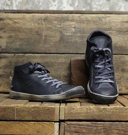 Softinos Softinos ISLEEN Washed Leather - Black