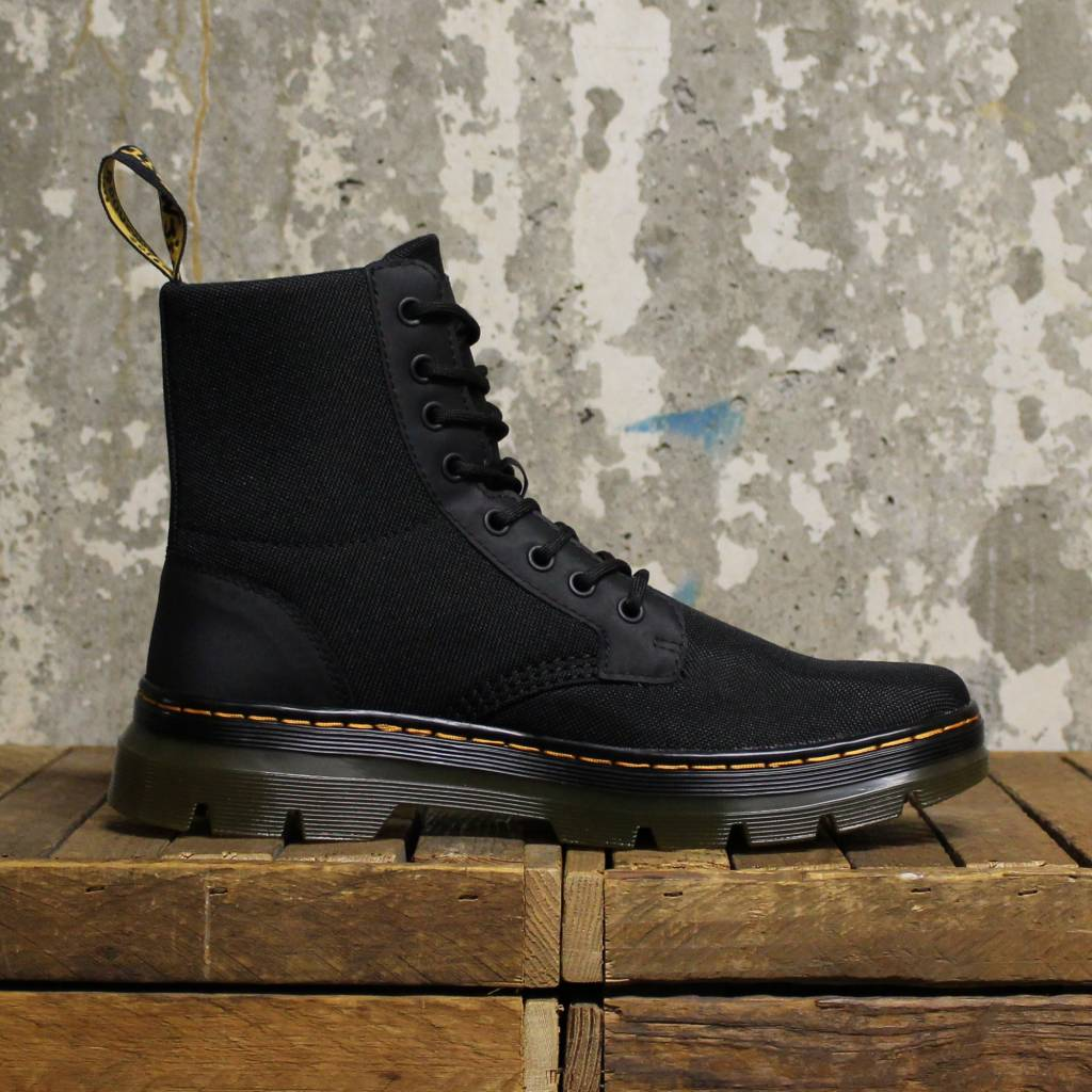 Dr Martens Dr Martens Combs (Extra Touch Nylon) - Black